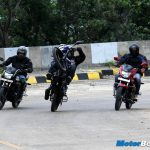 Honda Shine vs Discover 125M vs Hero Glamour Shootout