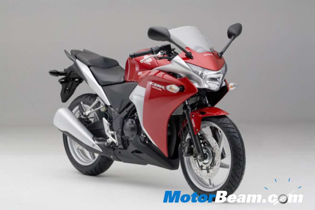 Honda CBR250R - Click above for high resolution picture gallery