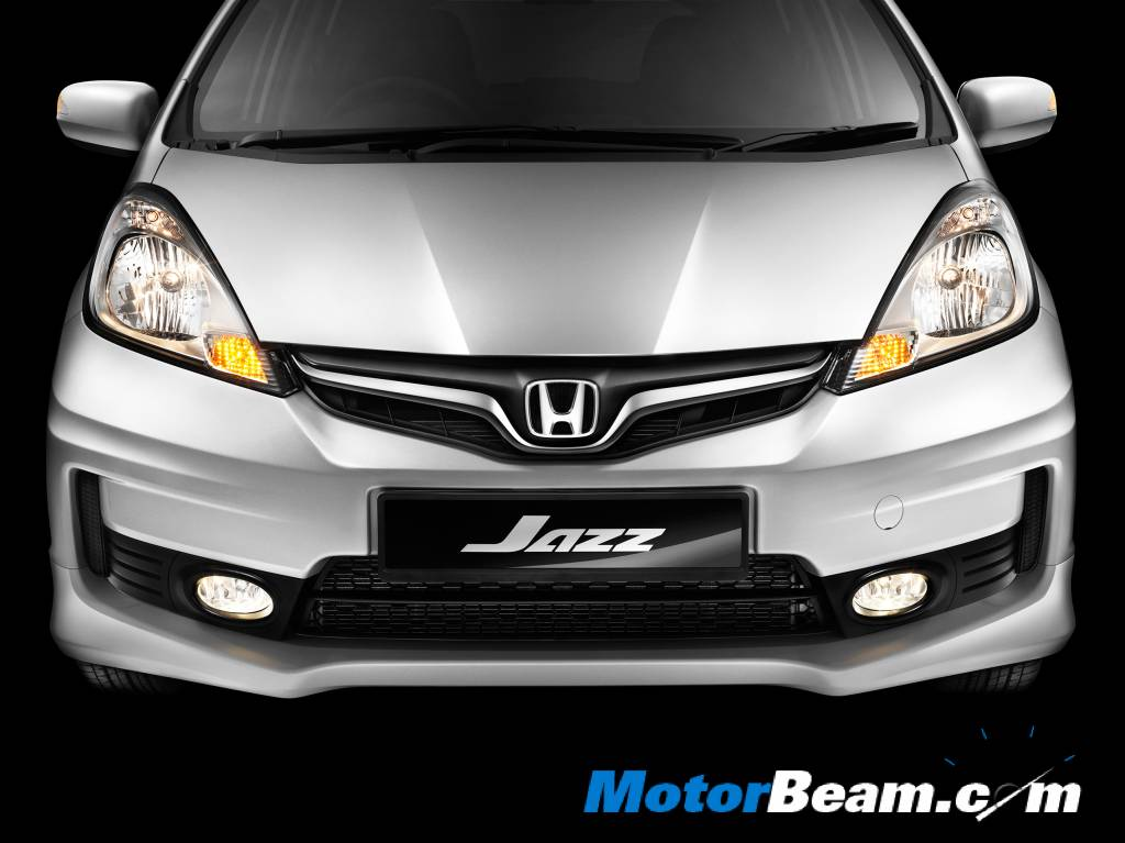 Next Generation Honda Jazz 2014 The 2014 Honda Jazz Will Get