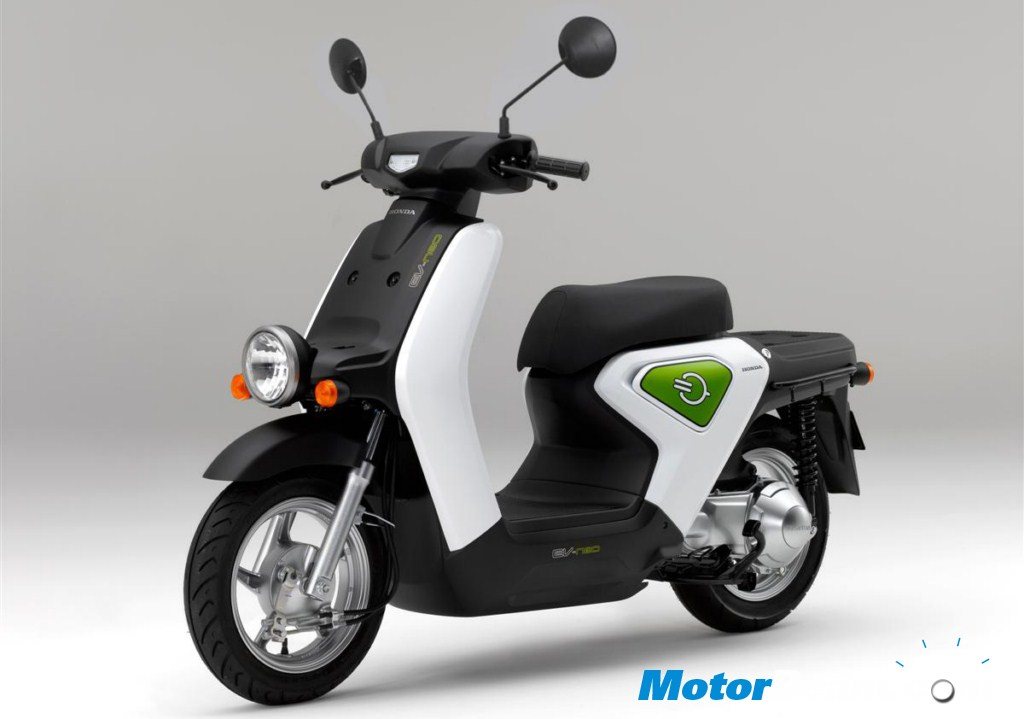 Free Gas Scooter Plans - Vintage Projects and Building Plans