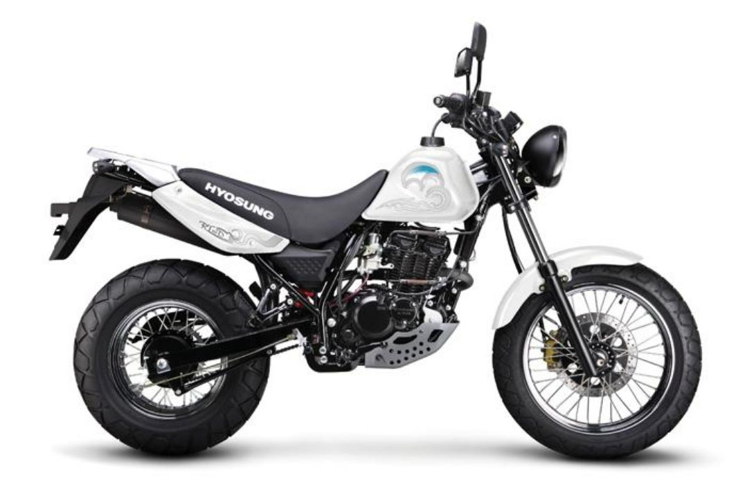 Hyosung Off Roader India