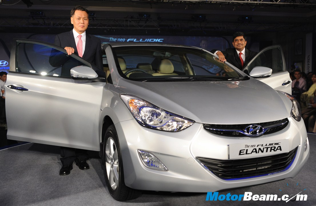 Hyundai Elantra Launch