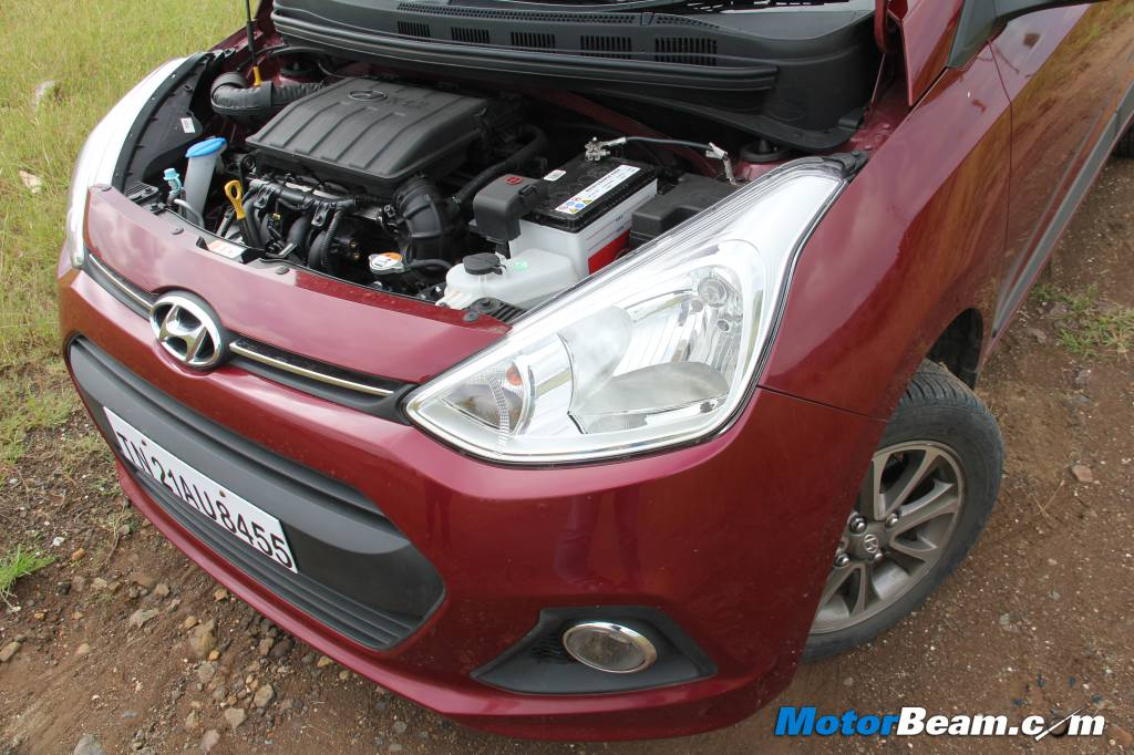 Hyundai Grand i10 Petrol Engine