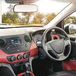 Hyundai Grand i10 Sportz Edition Interior