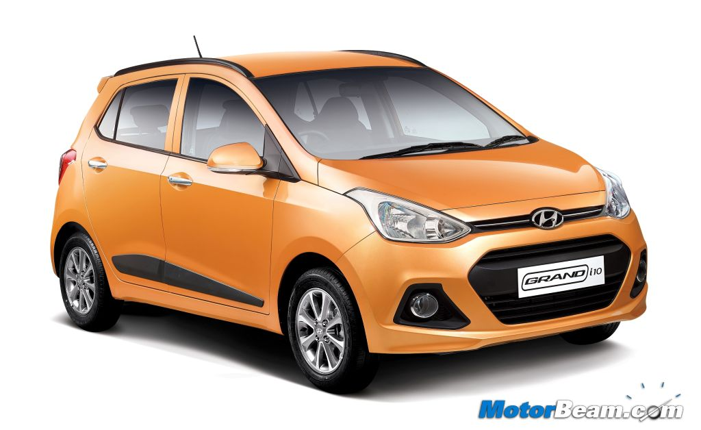 Hyundai Grand i10 News