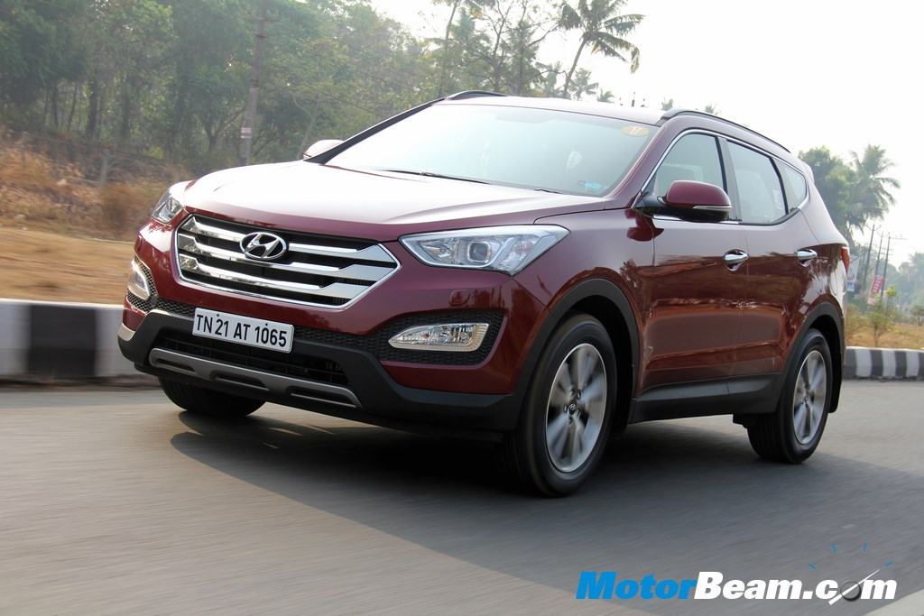Hyundai Santa Fe Performace Review