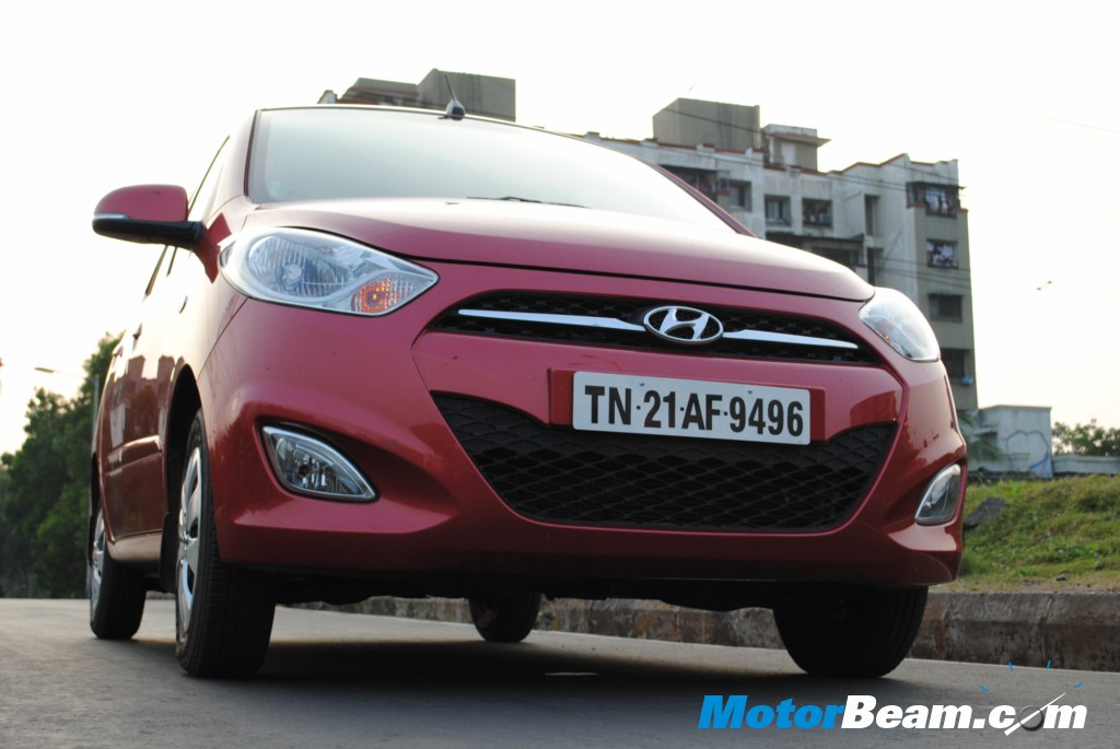 Hyundai i10 Kappa2 Review