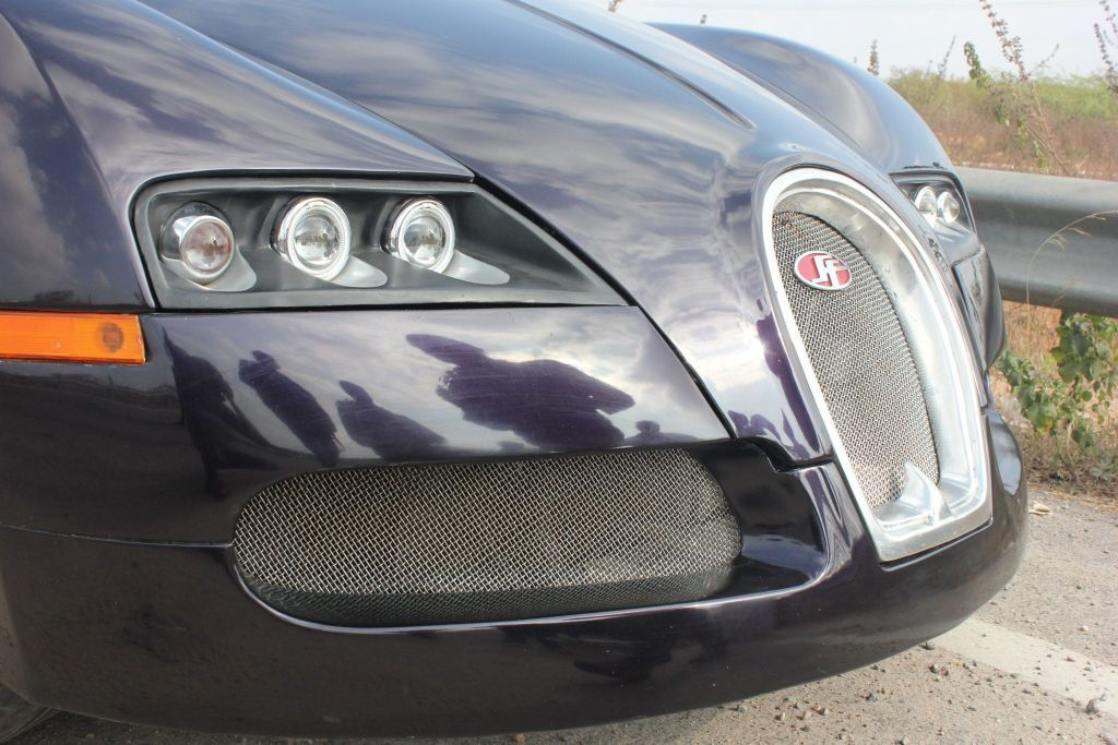 Indian Bugatti Veyron