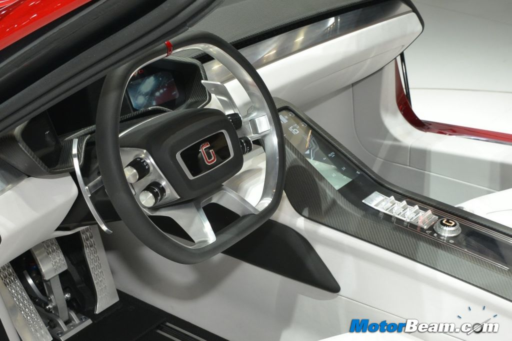 Italdesign Parcour Dashboard