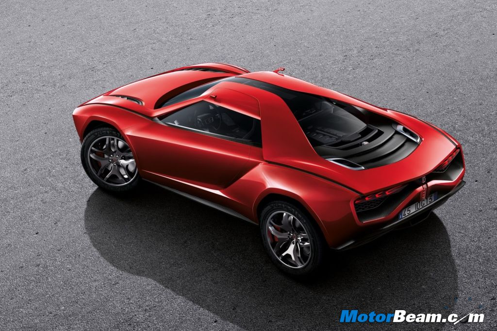 Italdesign Parcour SUV