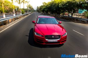 2016 Jaguar XE Test Drive Review