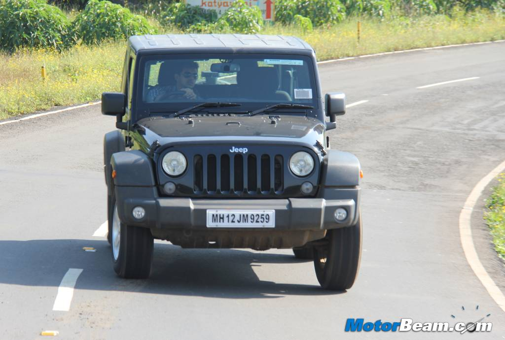 Jeep Wrangler Sport Review
