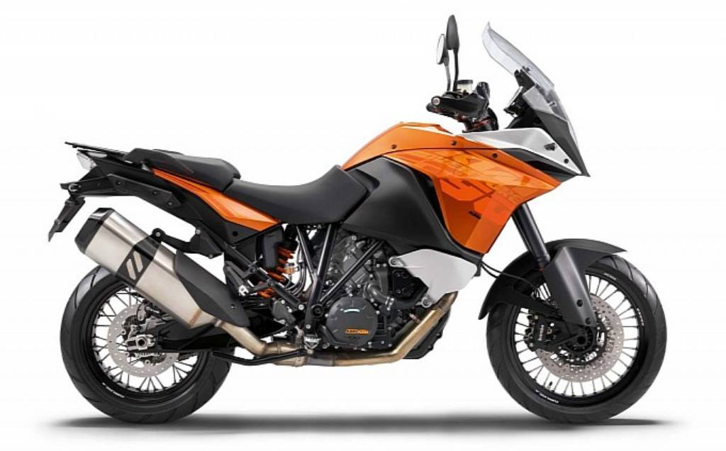 KTM Adventure 1190 Wallpaper
