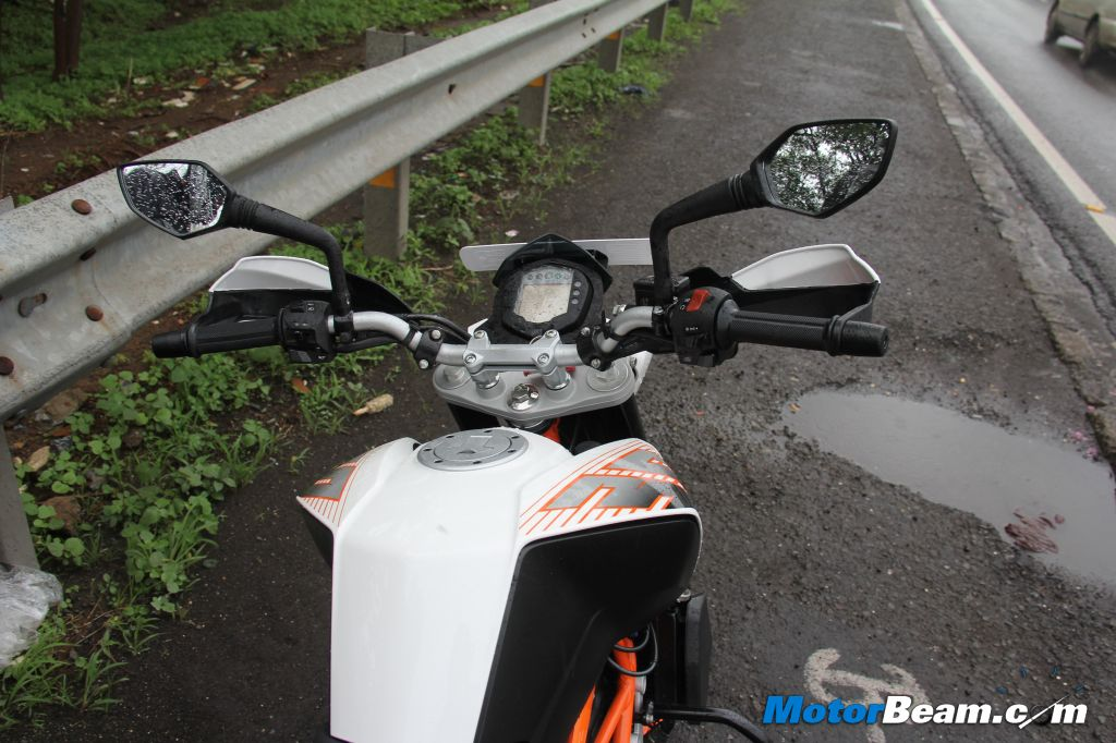 KTM Duke 390 Performance