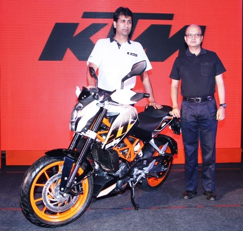 KTM Launches Duke 390 In India, Priced At Rs. 1.8 Lakhs [Live]