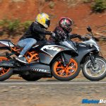 KTM RC 200 vs Honda CBR250R Review