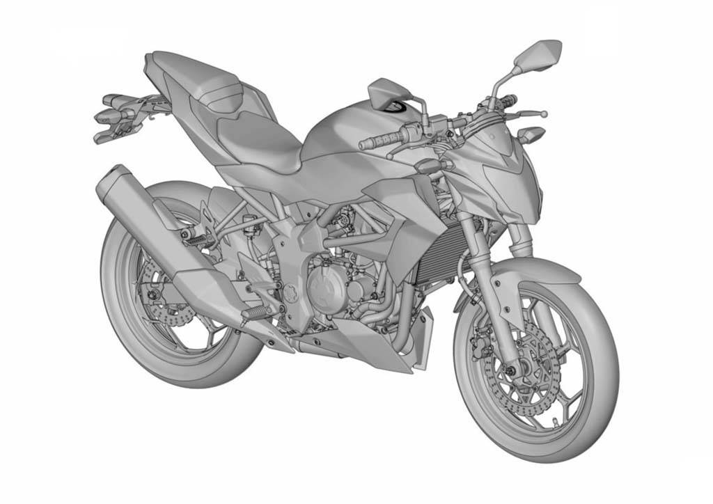Kawasaki Ninja 250 Single Naked