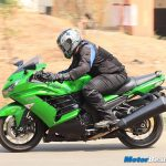 Kawasaki ZX-14R Road Test