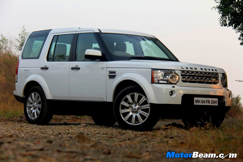 Land Rover Discovery 4 Test Drive Review