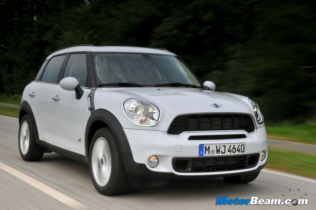 MINI Countryman Diesel India