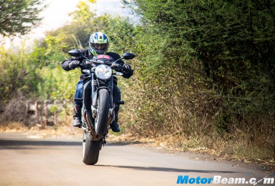 2016 MV Agusta Brutale 1090 Test Ride Review