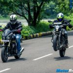 Mahindra Mojo vs KTM Duke 200 Shootout