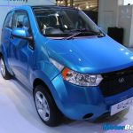 Mahindra REVA e2o Smart Port Technology
