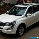 Mahindra XUV500 Automatic Launch