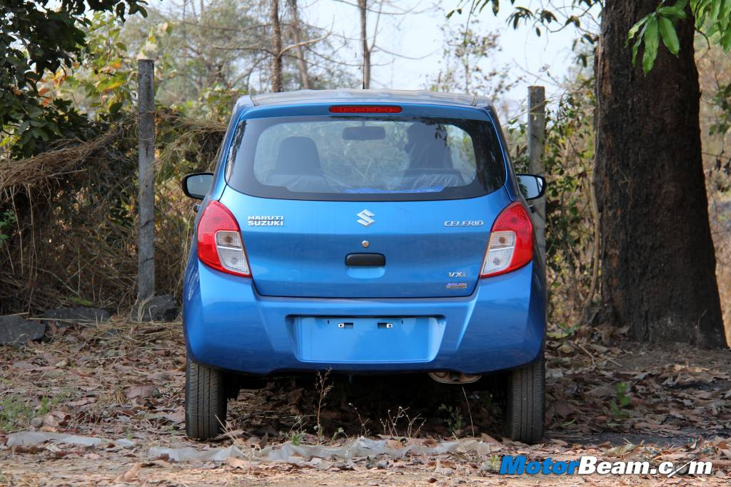 Maruti Celerio Review