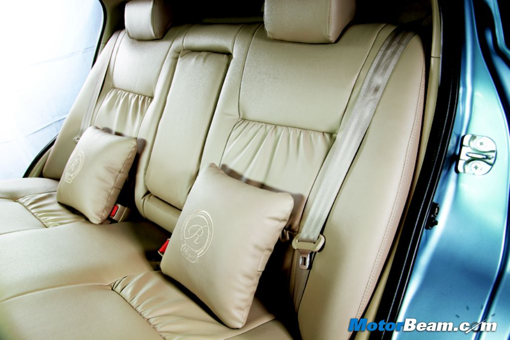 Maruti DZire Regal Seats