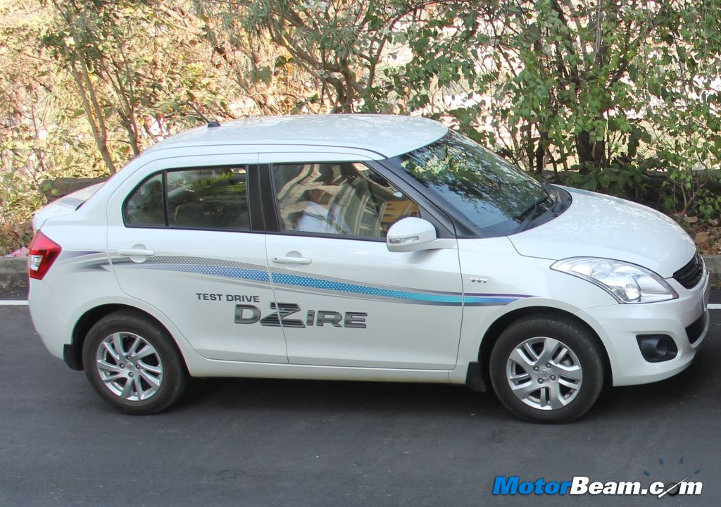 Maruti DZire Review