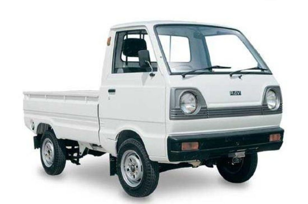 Maruti Omni Pick Up