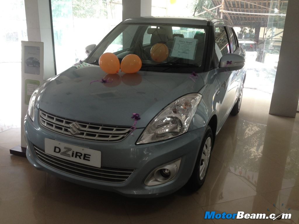 Maruti Swift DZire Regal Pictorial Review