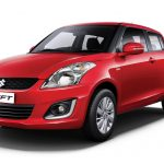 Maruti Swift Safety Features Base Variants