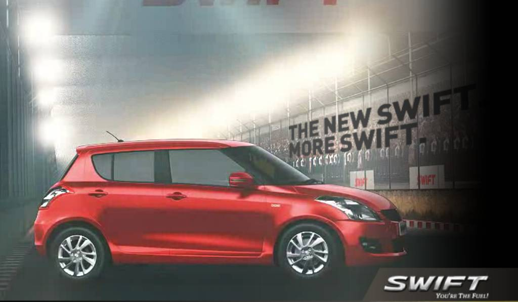 Maruti Swift Tagline