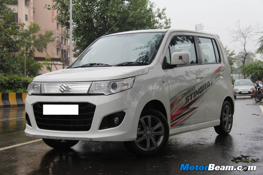 Maruti Wagon R Stingray Review