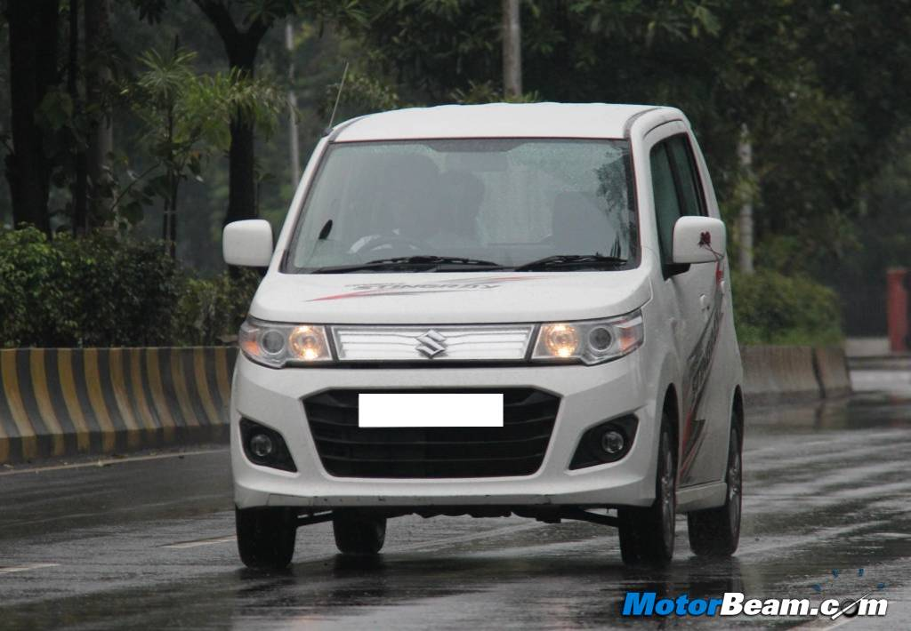 Maruti Wagon R Stingray Road Test