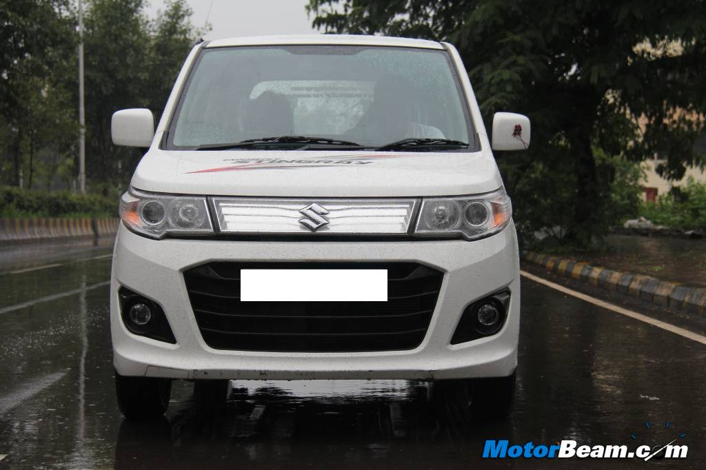 Maruti Wagon R Stingray Test Drive