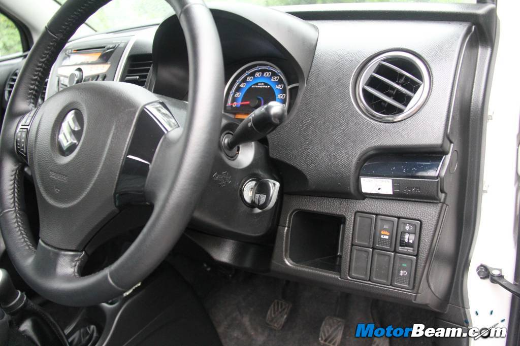 Maruti Wagon R Stingray User Experience