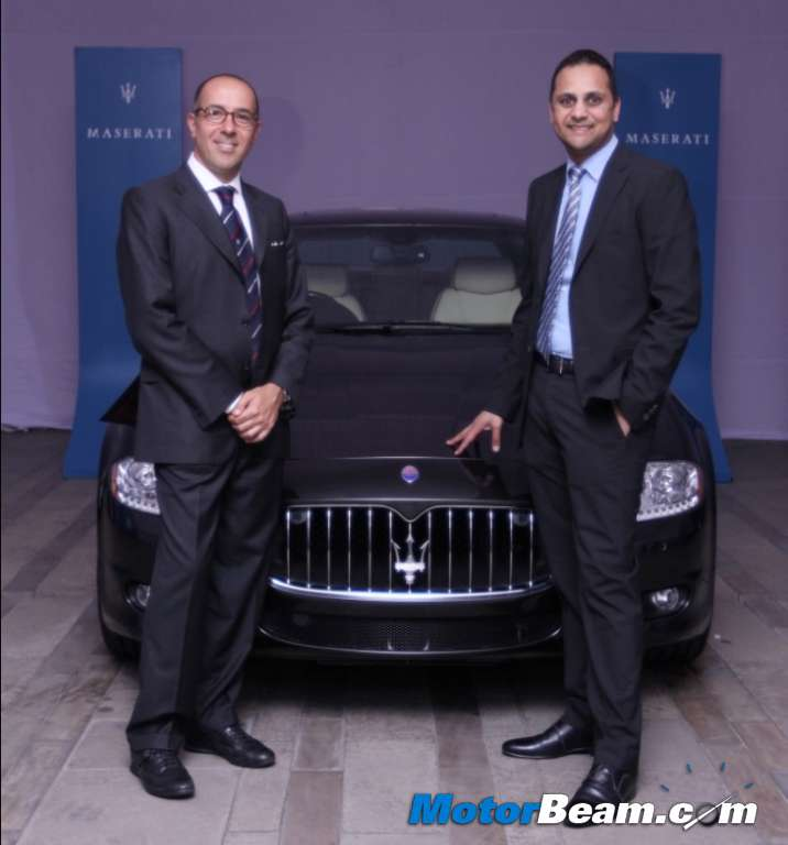 Maserati+quattroporte+price+india