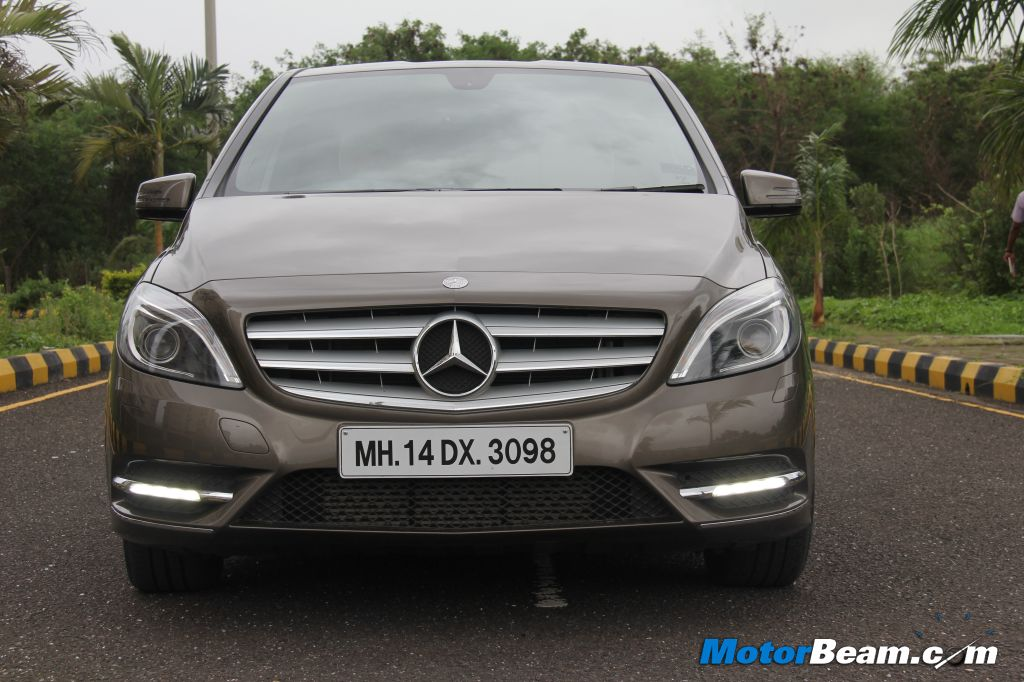 Mercedes B180 CDI Review