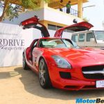 Mercedes-Benz Stardrive Experience