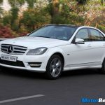 Mercedes C-Class Grand Edition Road Test