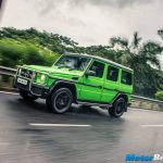 Mercedes G63 AMG Crazy Colour Review