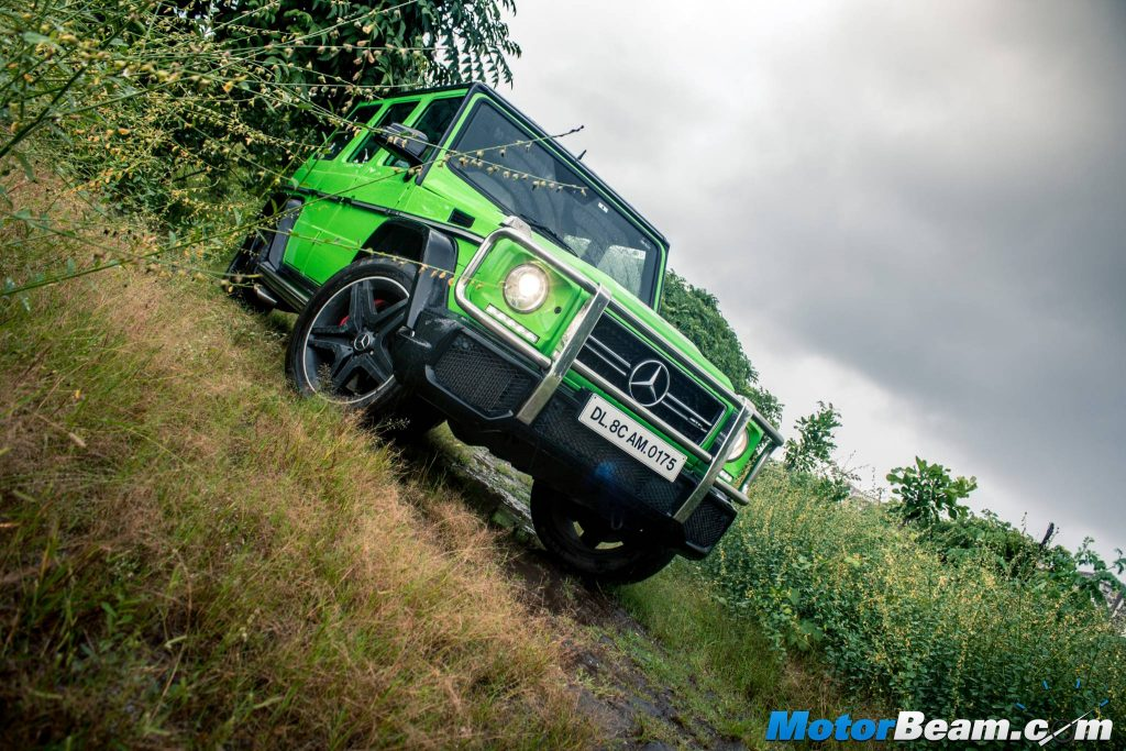 2015 Mercedes G63 AMG Crazy Colour Picture Gallery