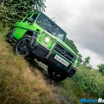 Mercedes G63 AMG Crazy Colour Test Drive Review
