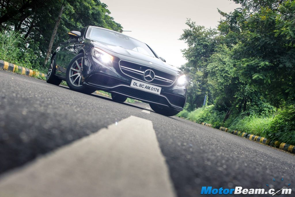Mercedes S63 AMG Coupe Picture Gallery