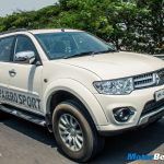 Mitsubishi Pajero Sport Automatic Review