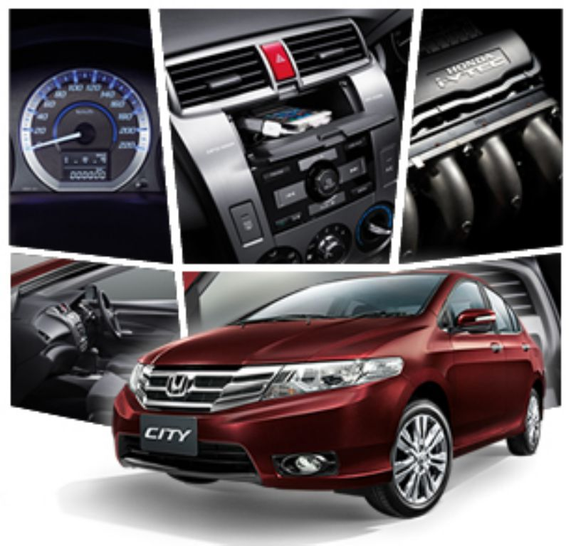 2012 Honda City Facelift Brochure Is Out [Updated]