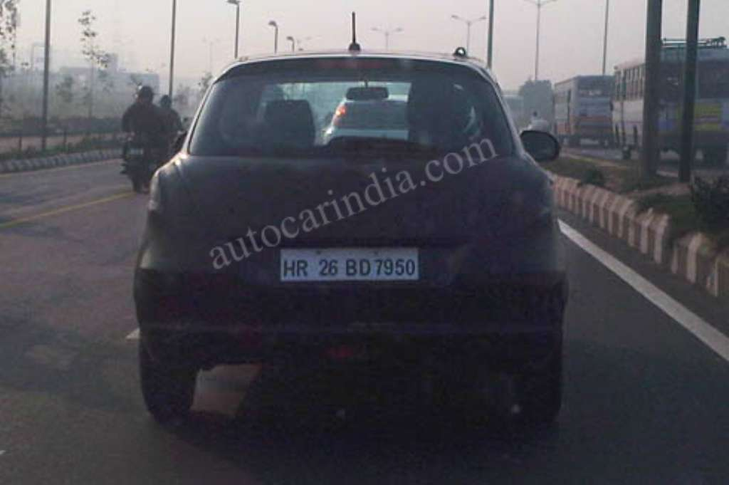 New_Maruti_Swift_Spied_India